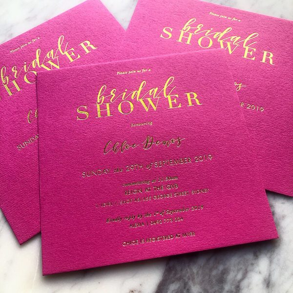 Bridal Shower/Kitchen Tea